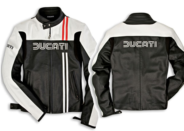 Ducati Corse 14 Leather Jacket Pictures to pin on Pinterest